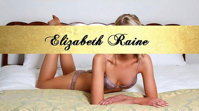 Photos posted on Elizabeth Raine's virginity auction blog. (supplied)