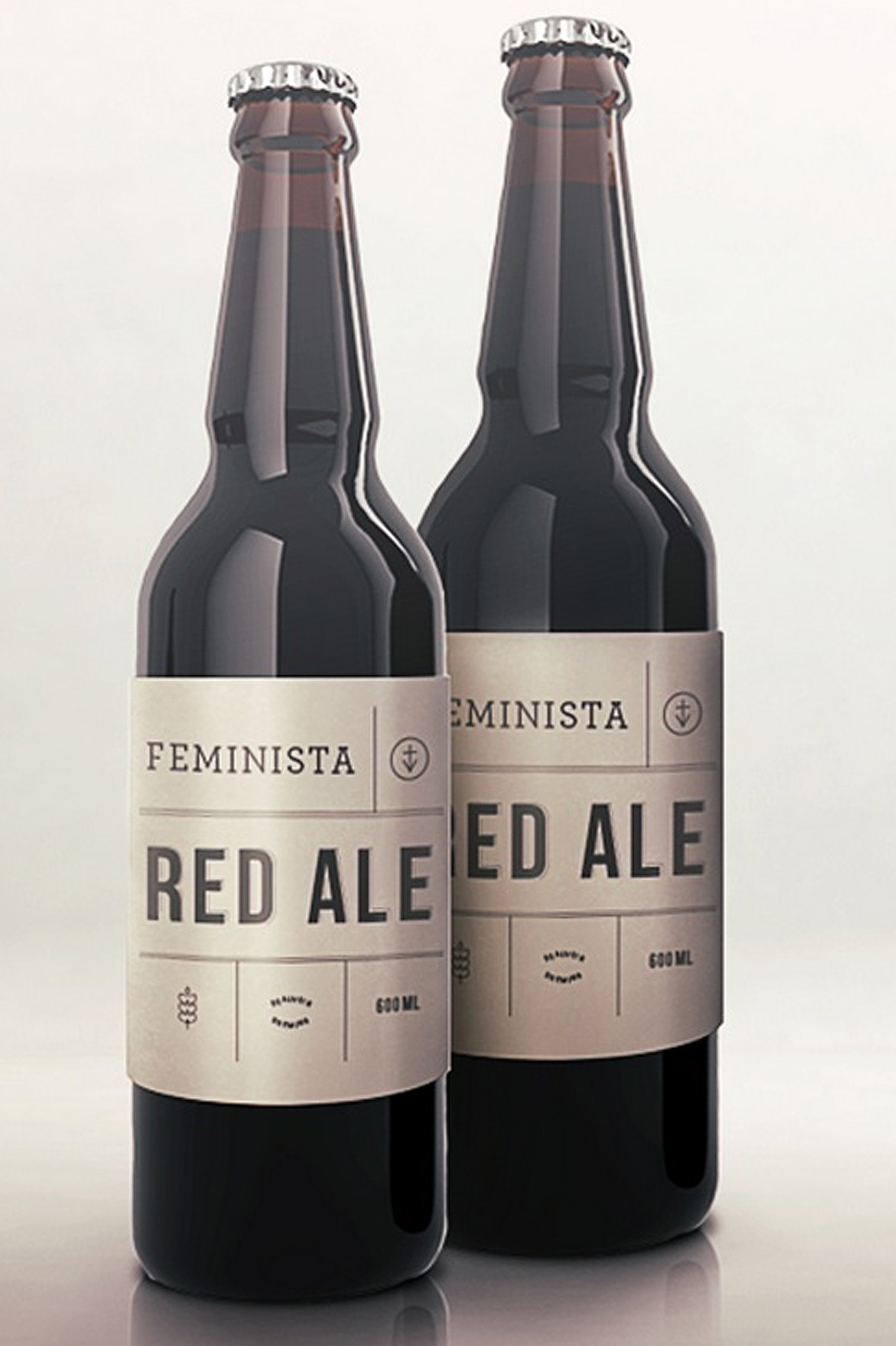 Activists launch 'feminist beer' to challenge sexism