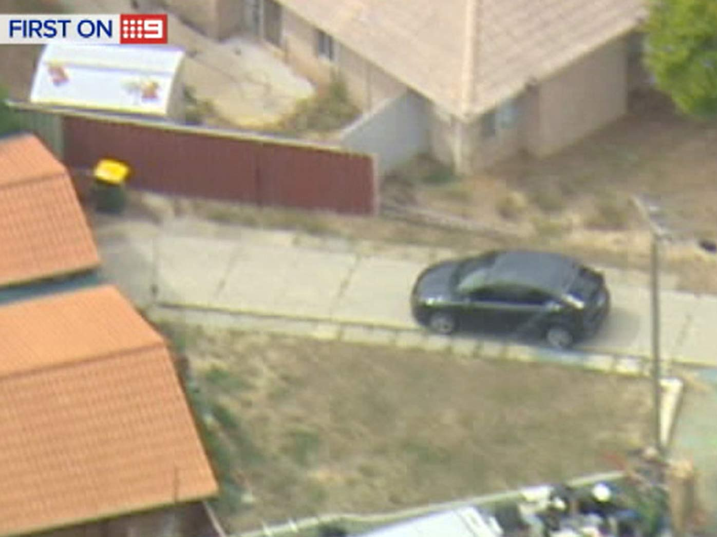 Perth car chase