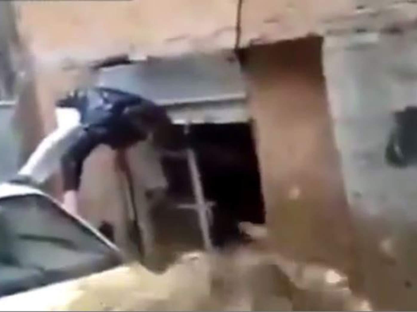 Damascus floods