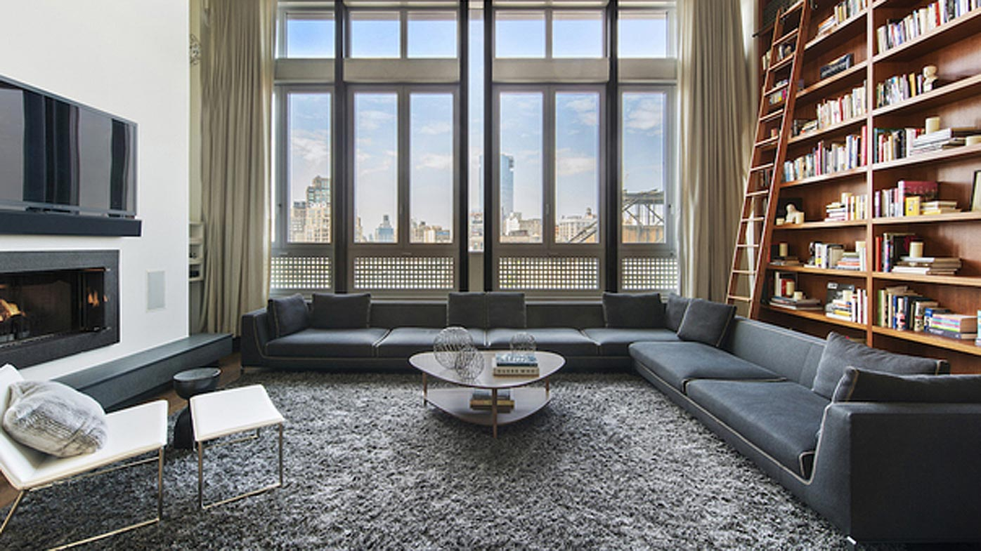 Mike Myers' New York penthouse