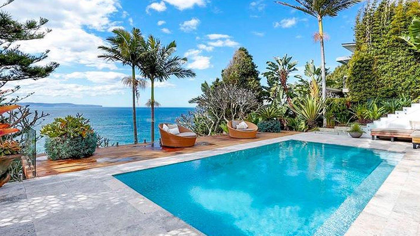 Airbnb Sydney mansion