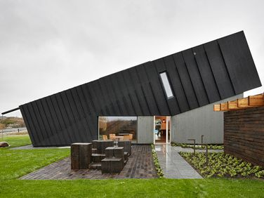 The ZEB Pilot House in Larvik, Norway
