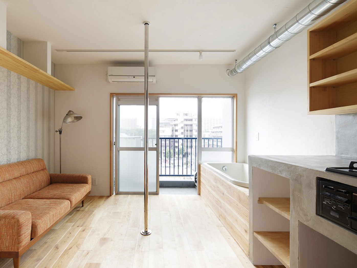 Japan's 'marriage-hunting' apartments