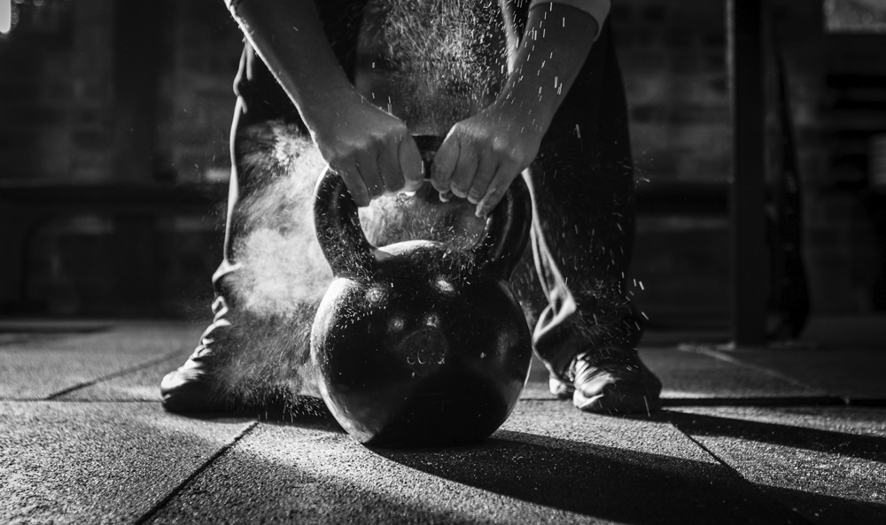 kettlebell swings and cricket