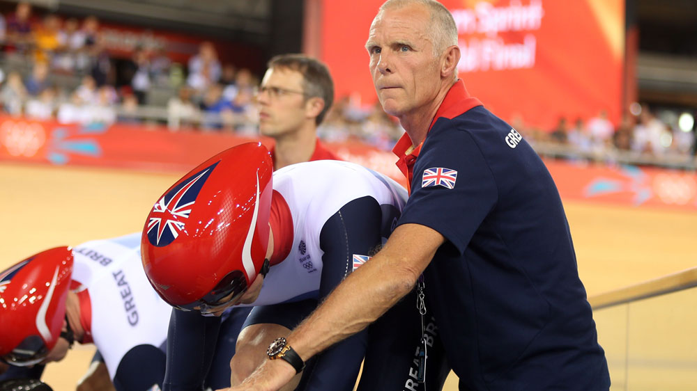 Shane Sutton. (Getty-file)