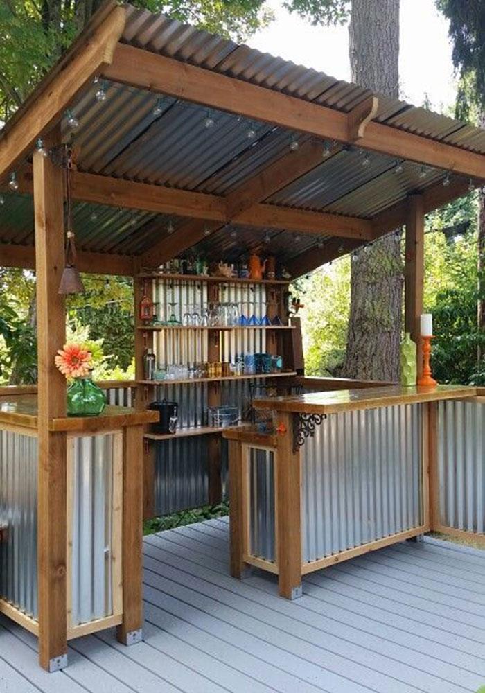 Five backyard bars you'll want to build immediately - 9Homes on Backyard Bar id=97354