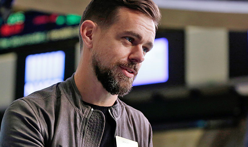 Twitter has accidentally suspended the account of its CEO and co-founder Jack Dorsey. (AAP)