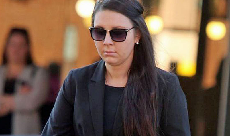 Melissa Jade Higgins had been falsely claiming child care benefits at her Aussie Giggles centre in Albury, NSW since December 2013.