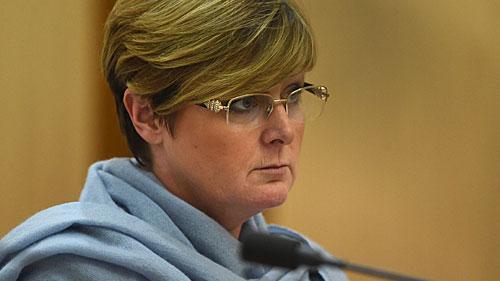 Liberal senator Linda Reyonds. (AAP)