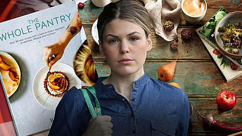 Belle Gibson claimed she healed her brain cancer with natural remedies.