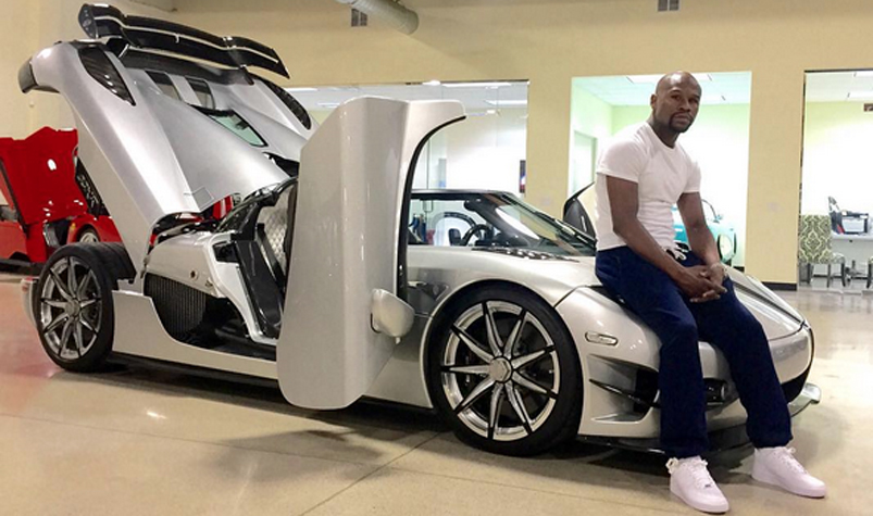 <strong>His $6.7 million car is up for sale</strong>