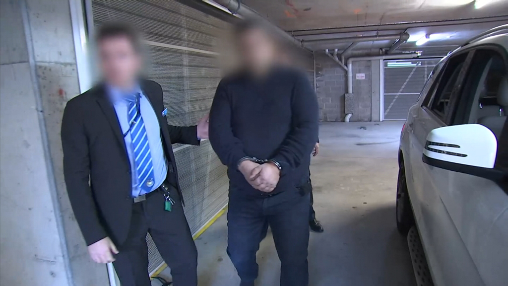 More arrests were made in Sydney this morning.