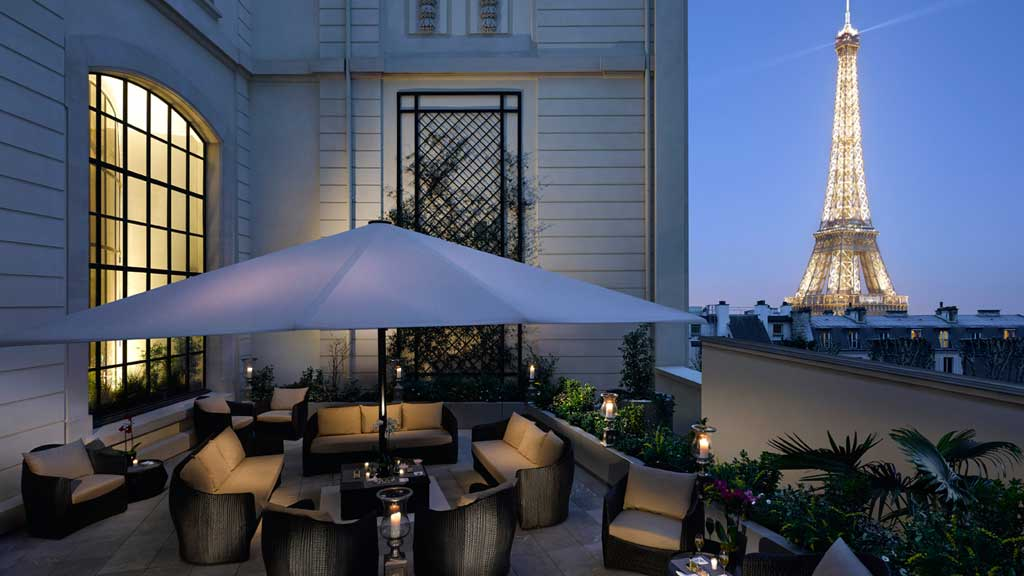 Hotel review: Shangri-La Paris, a superior spot in the city of love