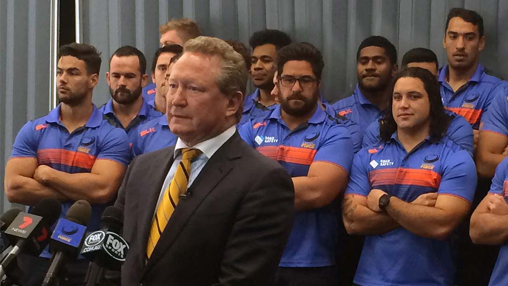 Andrew Forrest Western Force