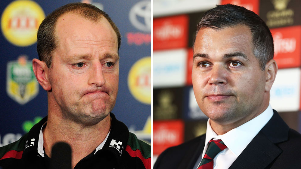 Michael Maguire and Anthony Seibold.