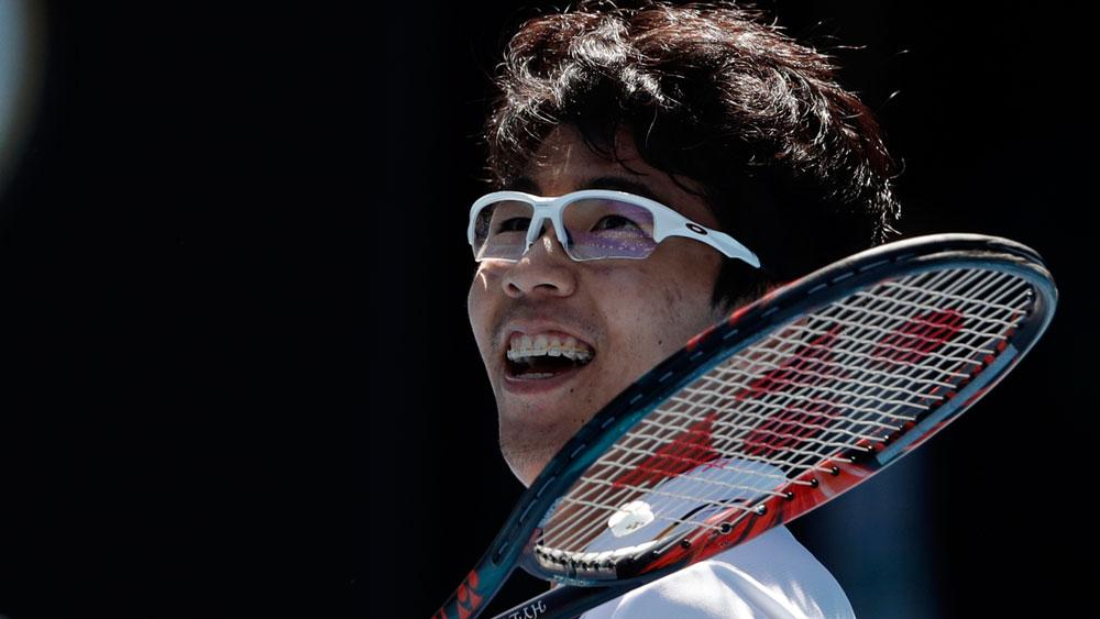 Hyeon Chung of Korea