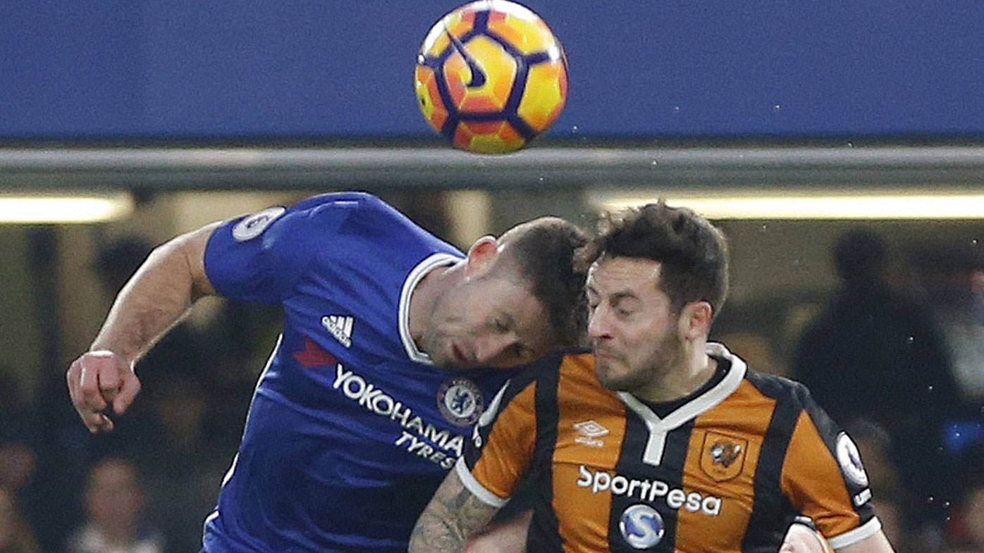 Gary Cahill and Ryan Mason.