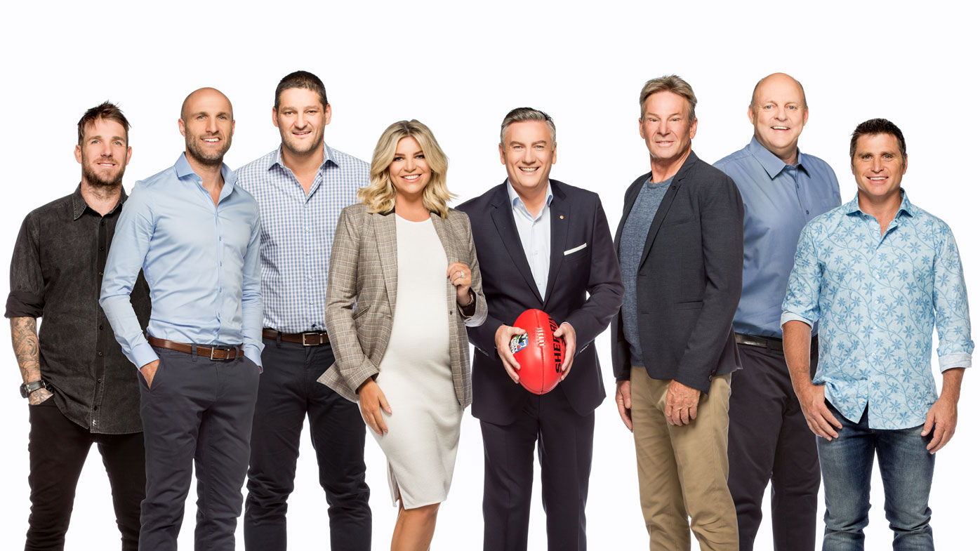 The Footy Show.