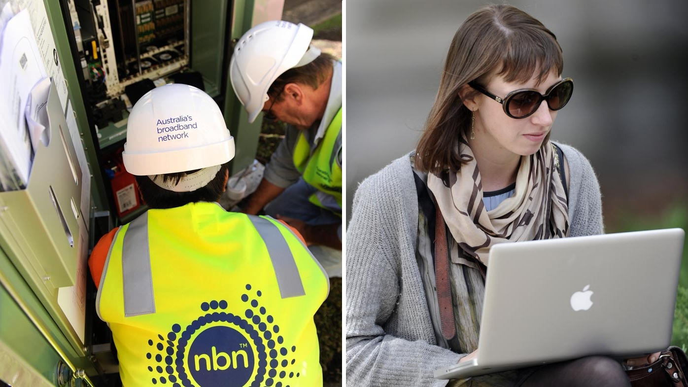 News Australia: NBN speeds not delivered for one in 10