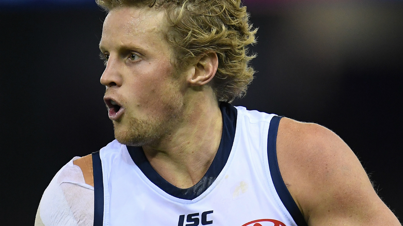 Rory Sloane of the Crows