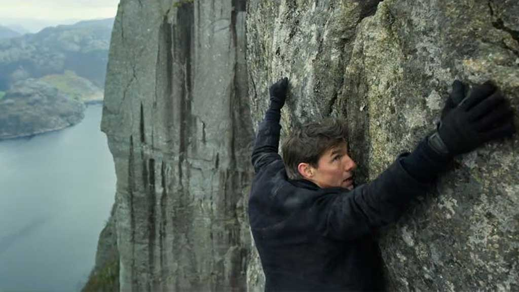 The dramatic locations used in Mission Impossible: Fallout