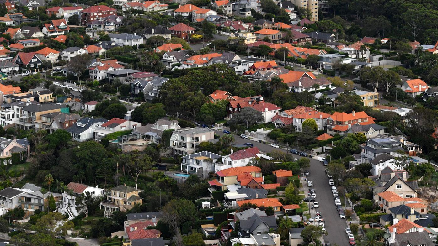 housing market Sydney