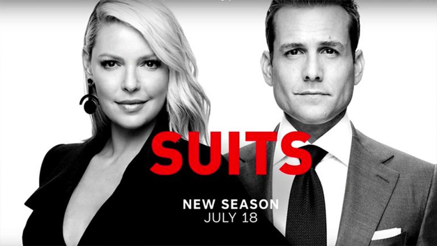 Suits Season 8 Netflix