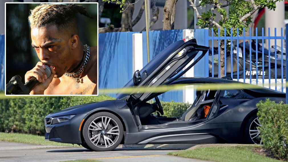 US Rapper XXXTentacion Shot and Killed in Robbery, Police Say