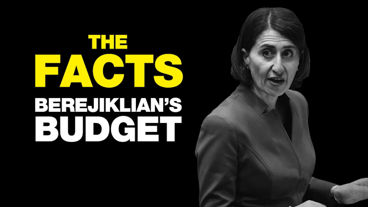 NSW Labor launches stinging attack ad on Premier Gladys