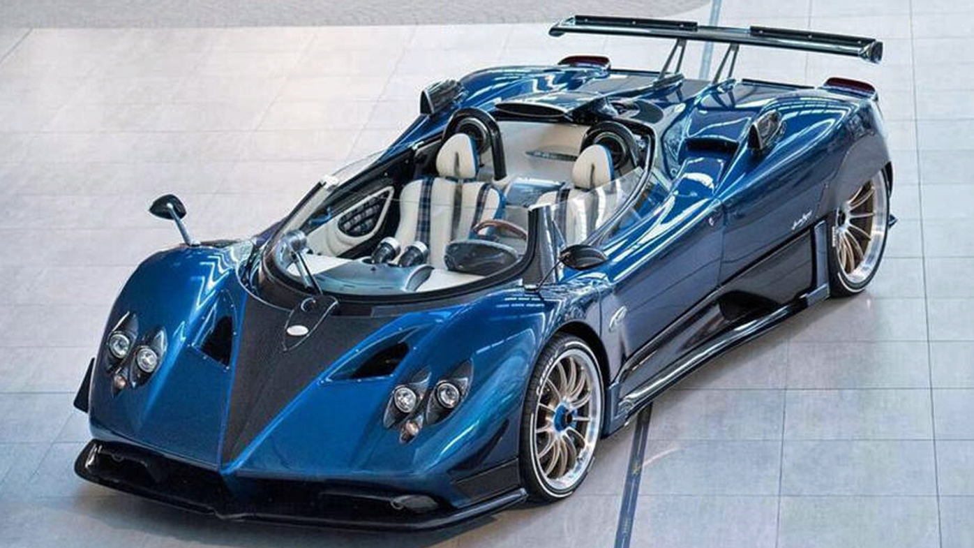 23 65 Million Pagani Zonda Hp Barchetta The World S Most Expensive Car