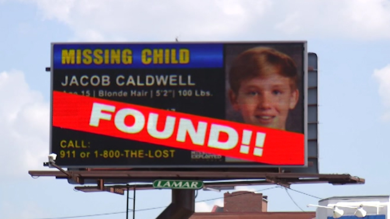 Missing Ohio teen Jacob Caldwell found a year after seeing