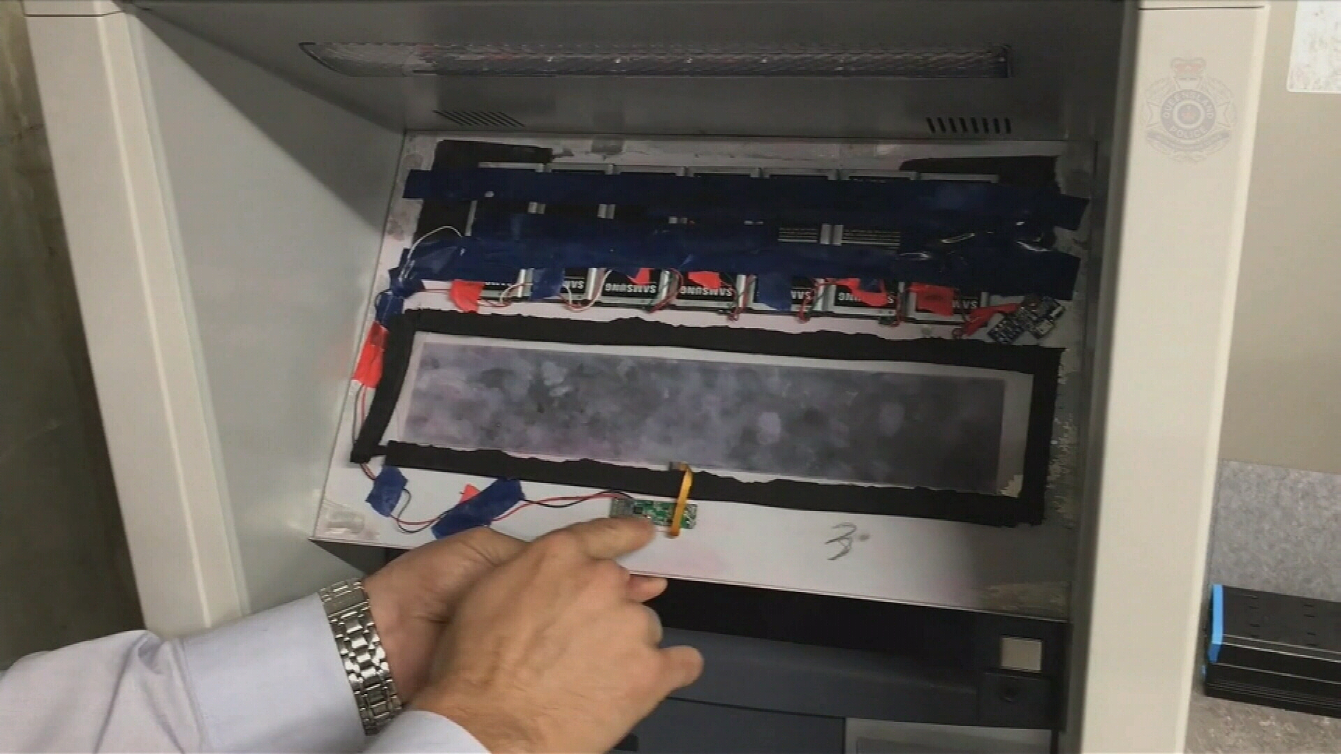 ATM card skimming: International student charged with
