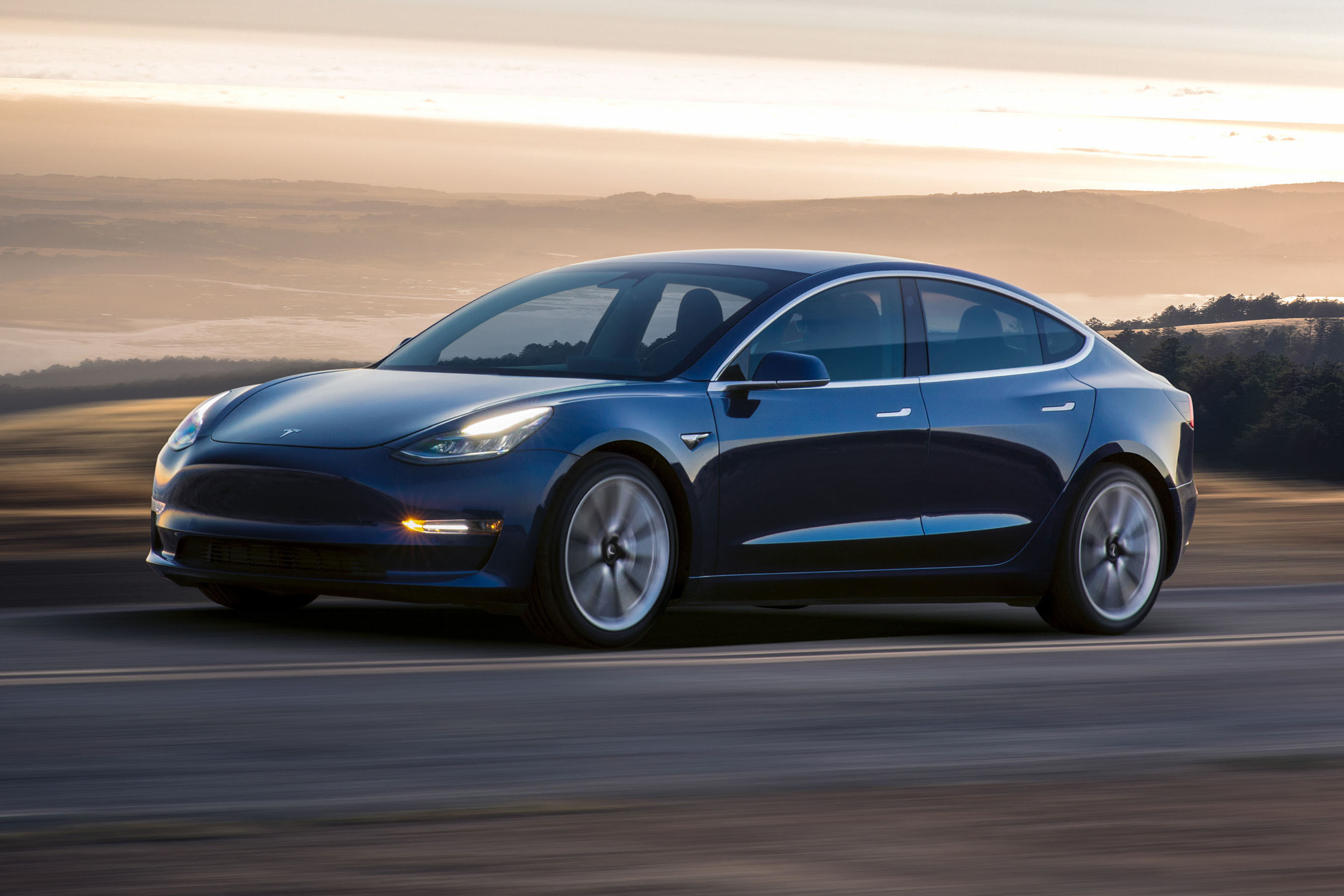 esla positioned the Model 3 as a mass-market car, not a luxury car