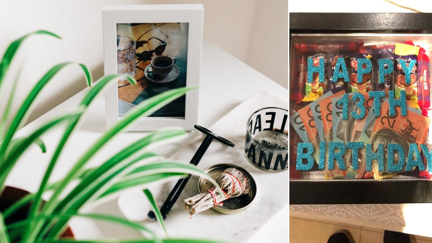 Kmart hack sparks DIY gifting trend among clever Mums - 9Homes