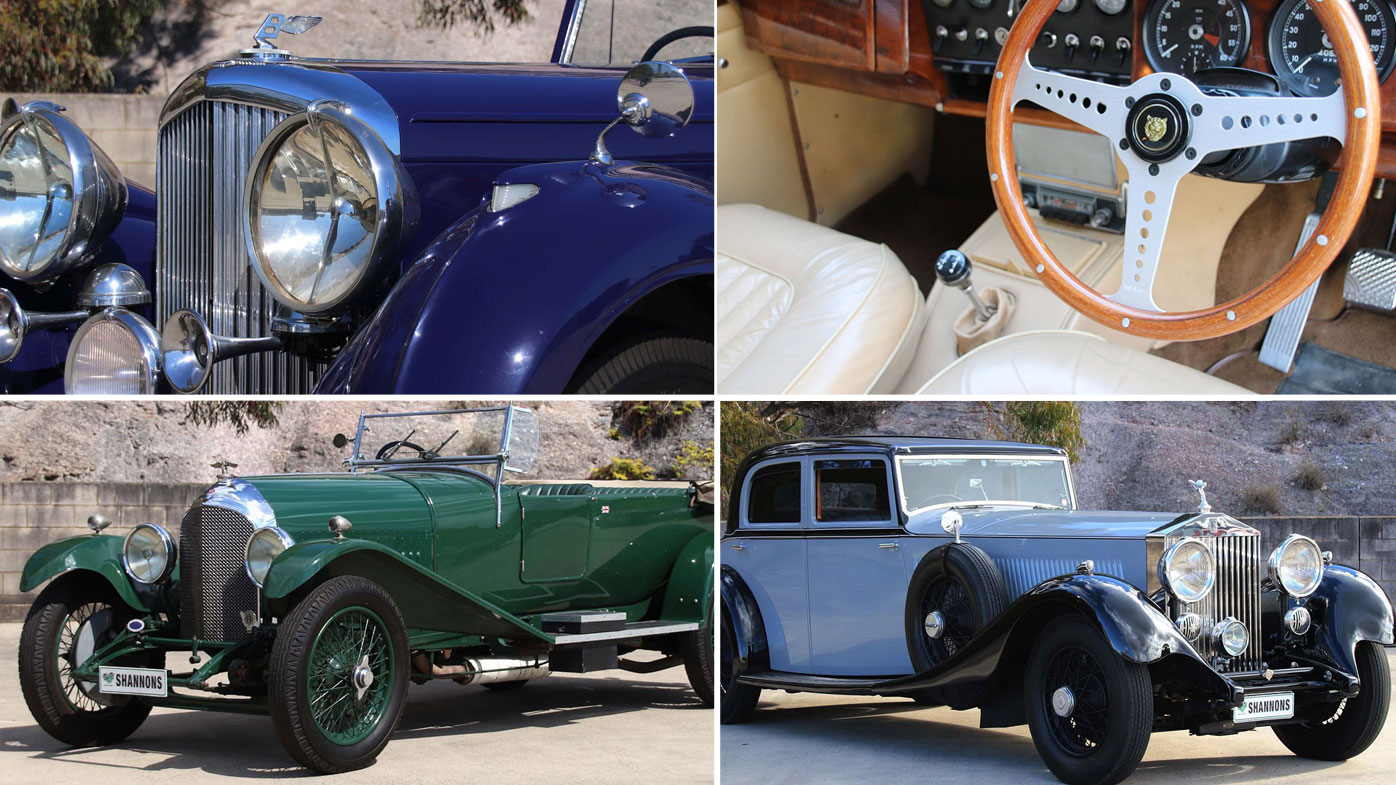 If you're a classic car fan, Shannon's November 5 auction is perfect for you –the best of British luxury and sporting cars will go under the hammer at the upcoming Sydney Spring Classic Auction.
