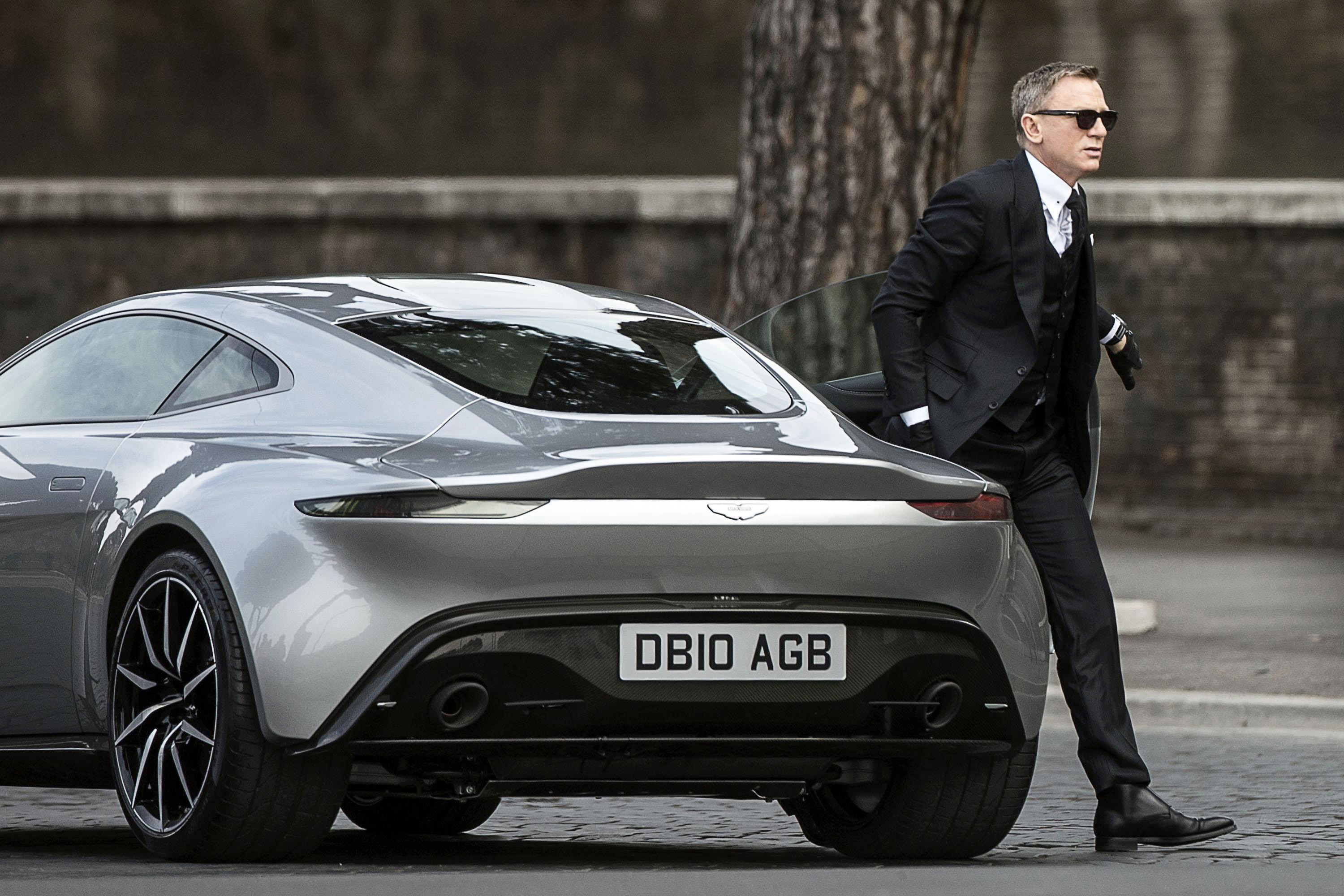 How The Aston Martin Db10 Stole The Show At Princess Eugenie S Wedding For Motoring Fans