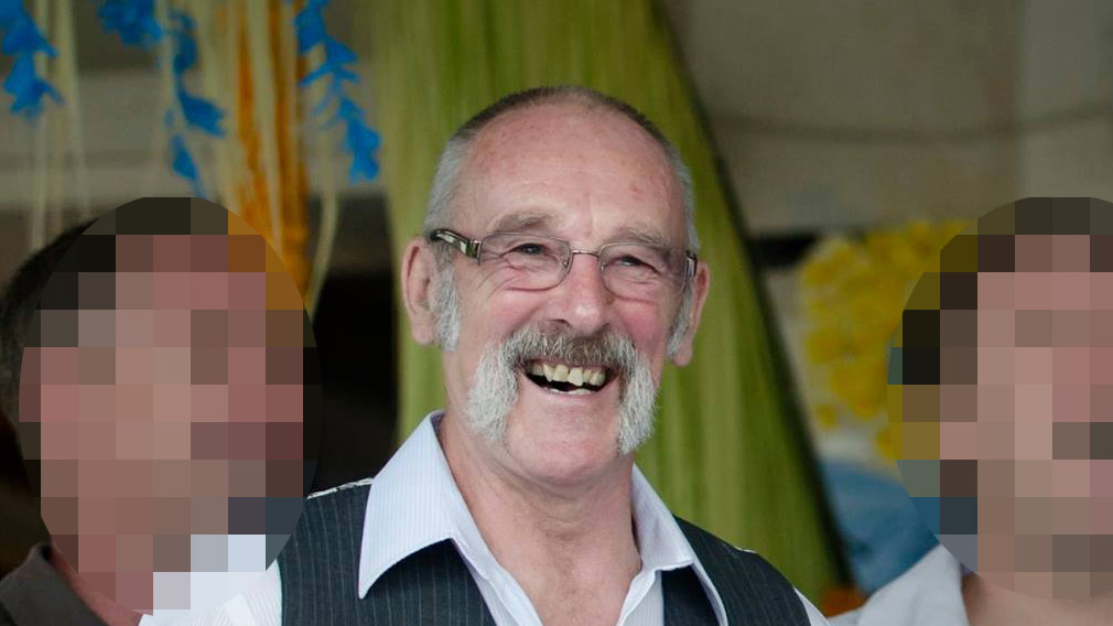 Colin Whitton died in 2014.