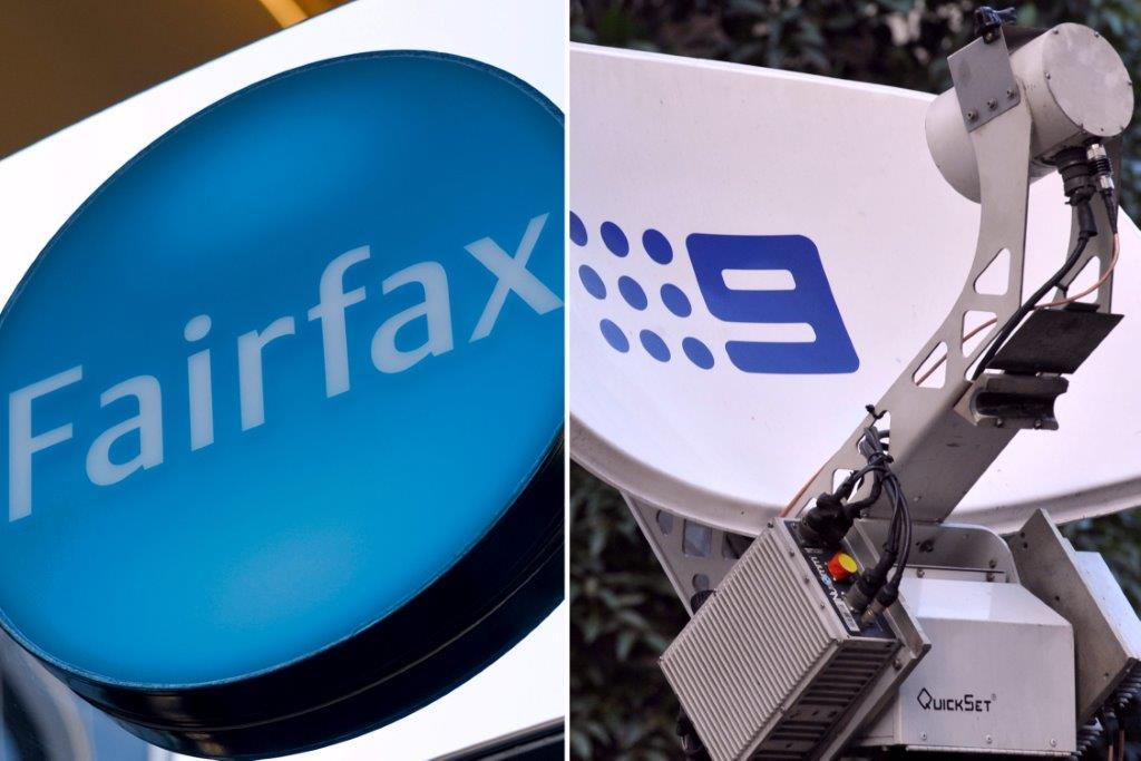 The ACCC says it will not oppose the proposed merger between Fairfax and Nine.