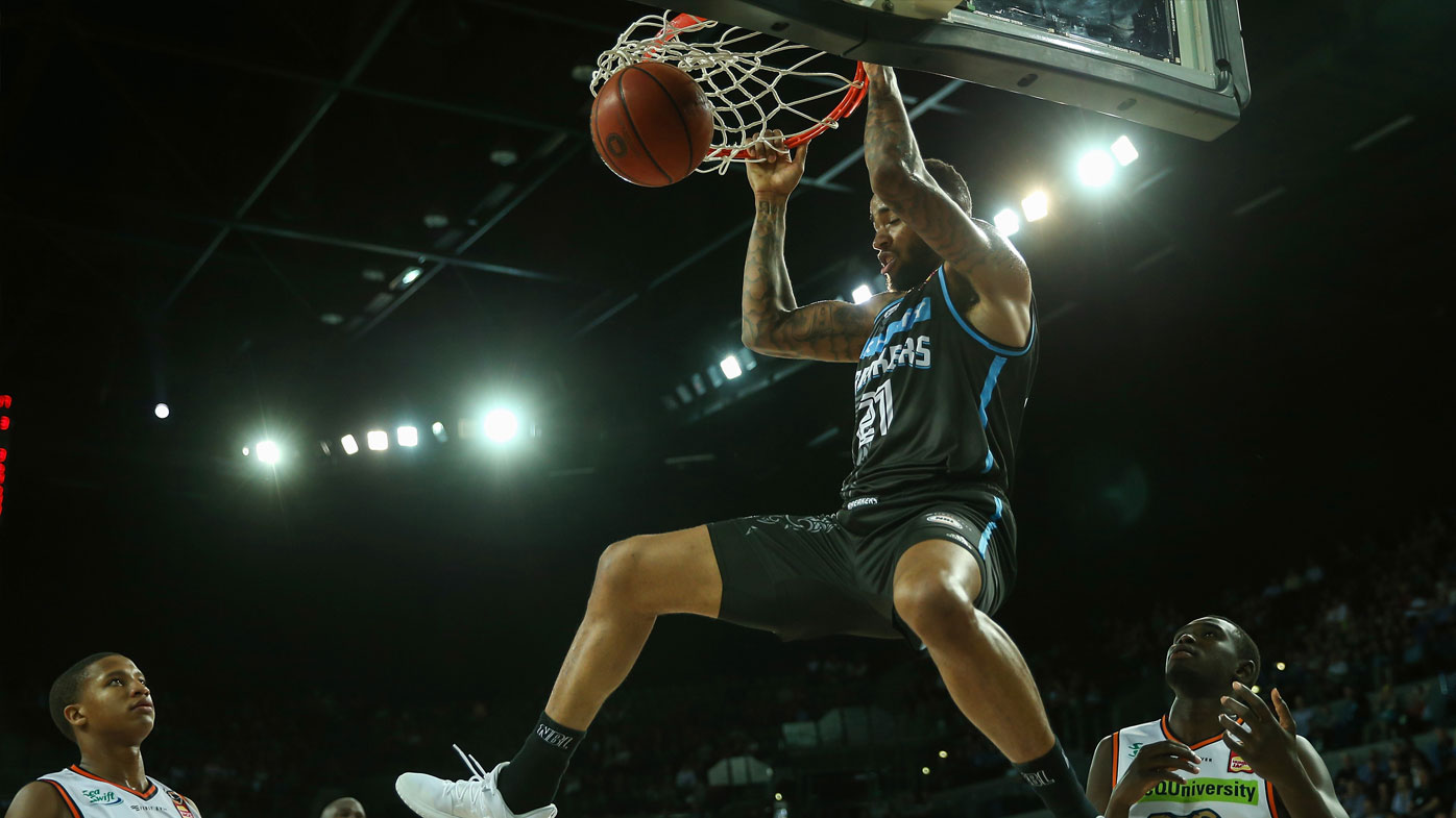 Breakers down Taipans