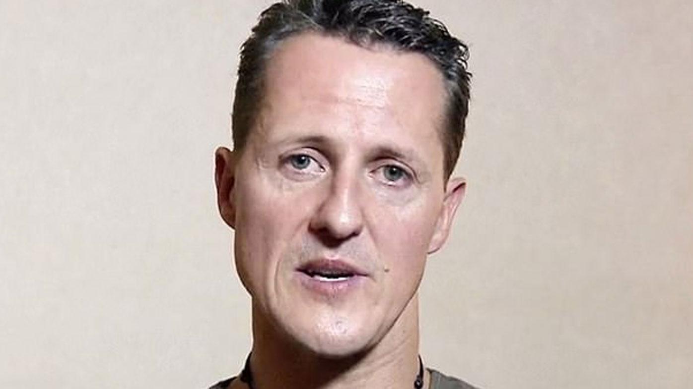 Michael Schumacher New Video Schumacher Family Release Haunting Footage
