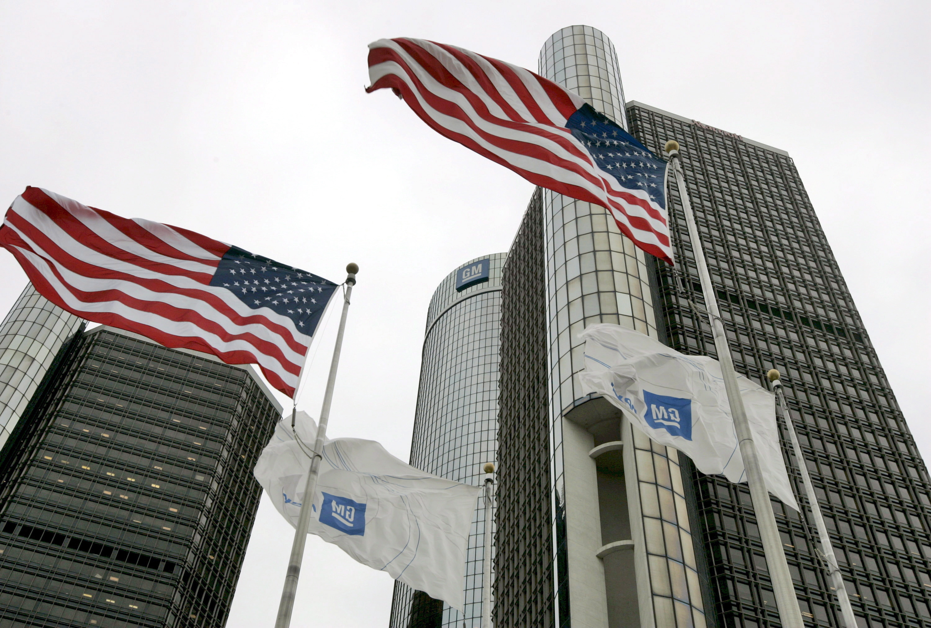 General Motors will lay off up to 14,000 workers in North America.