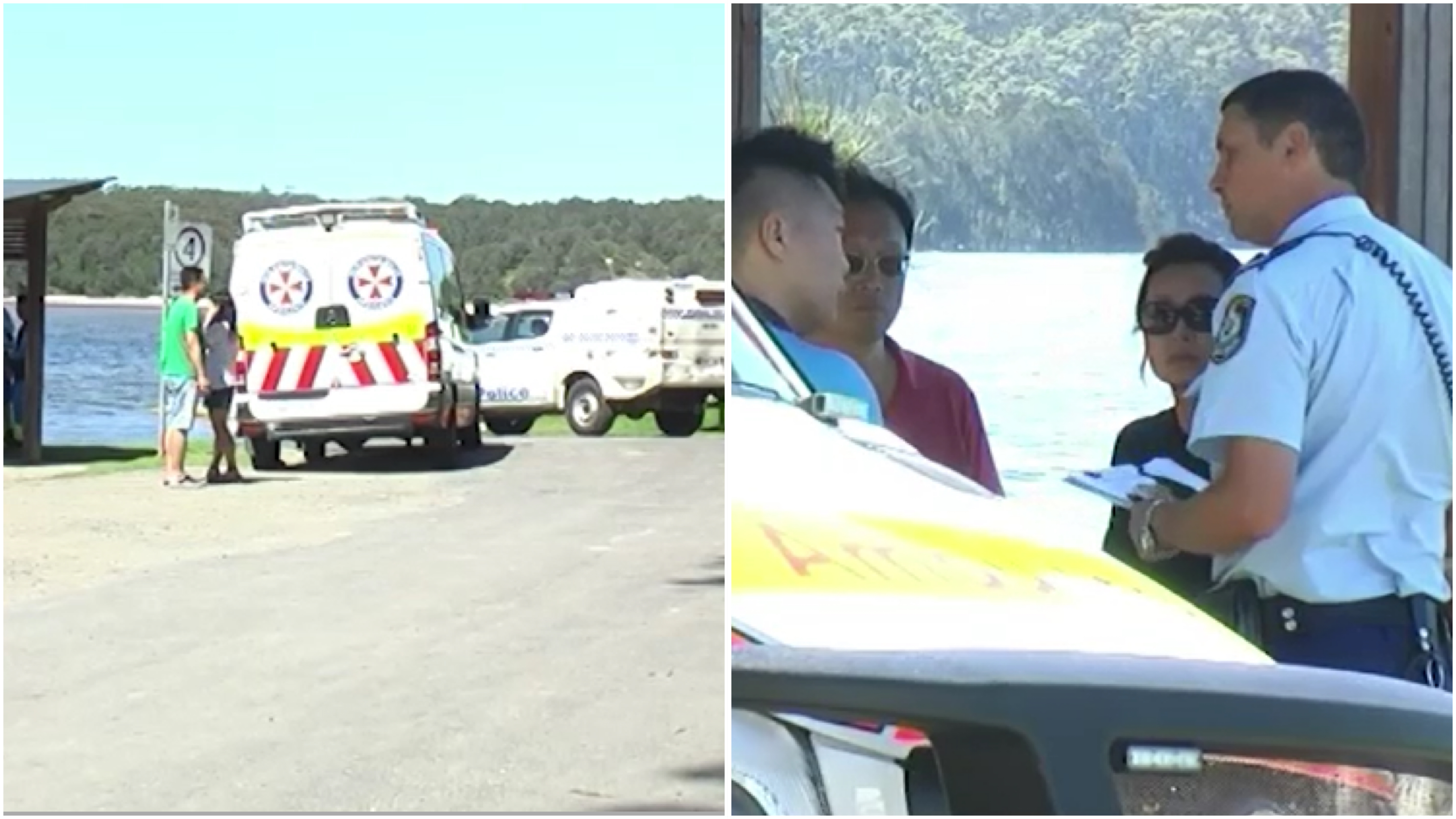 Lake Conjola: Korean Student drowns while snorkeling