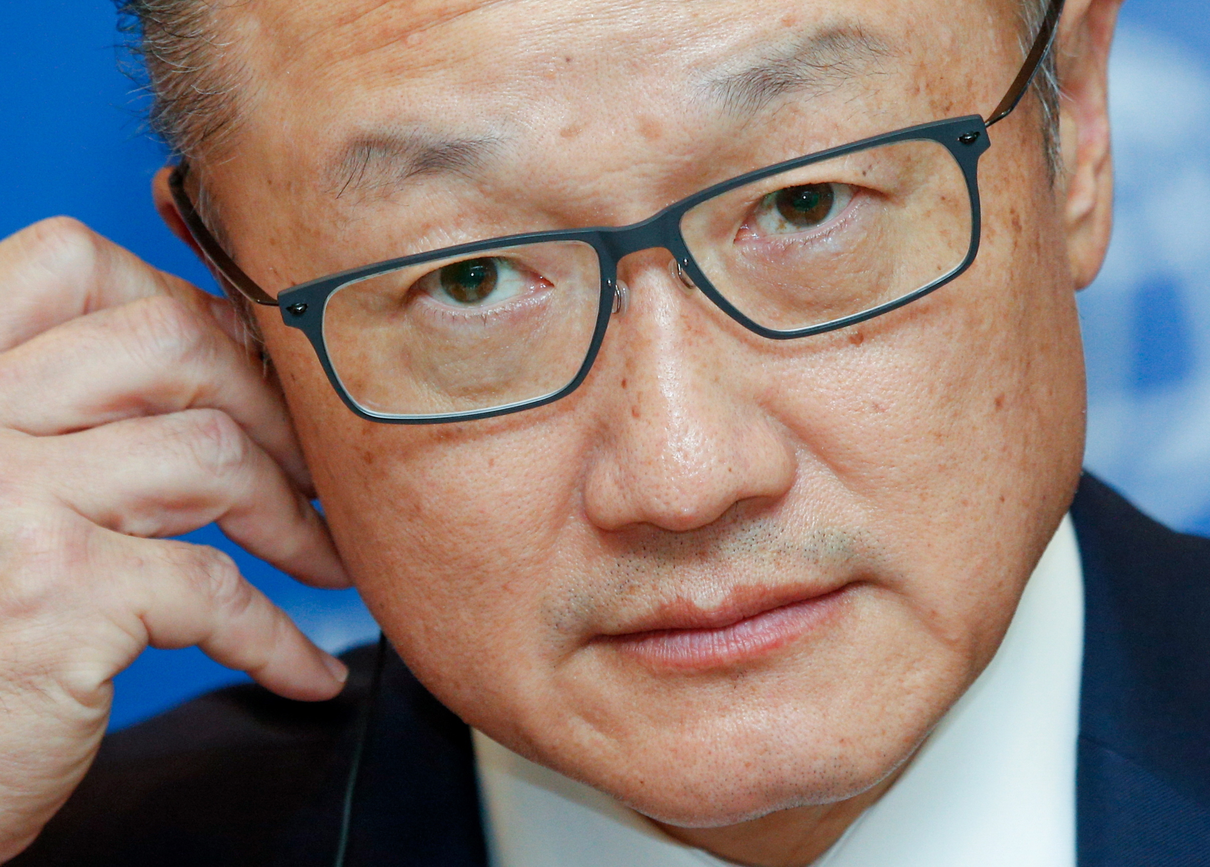 World Bank President Jim Yong Kim has announced his departure.