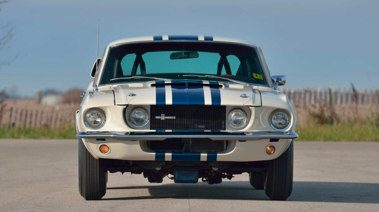1967 Ford Mustang Shelby GT500 Super Snake smashes auction ...