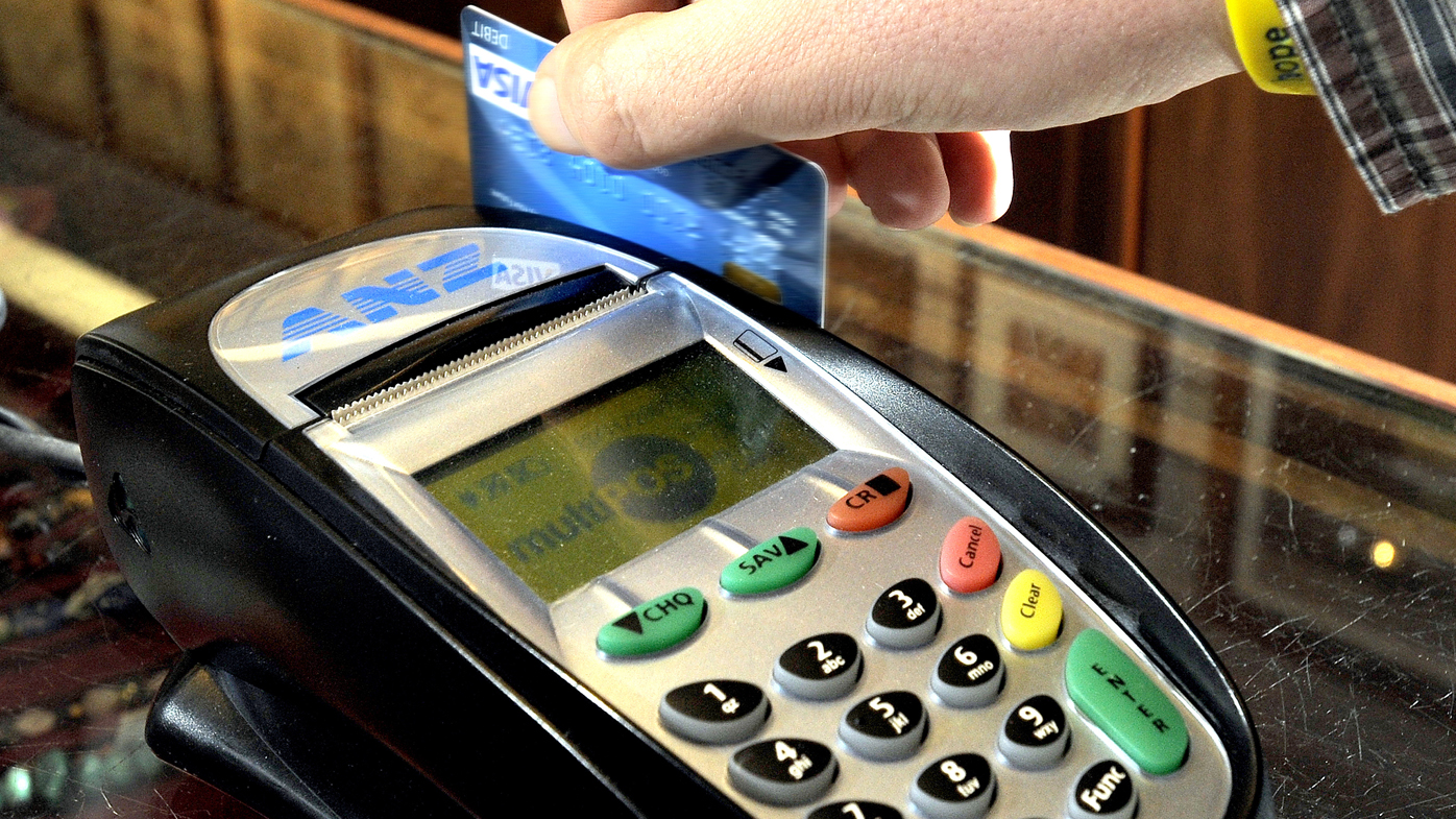 The federal government will roll out its controversial cashless debit card program in Queensland today for the first time.