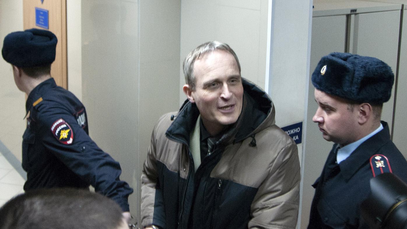 Russia news: Jehovah's Witness man Dennis Christensen