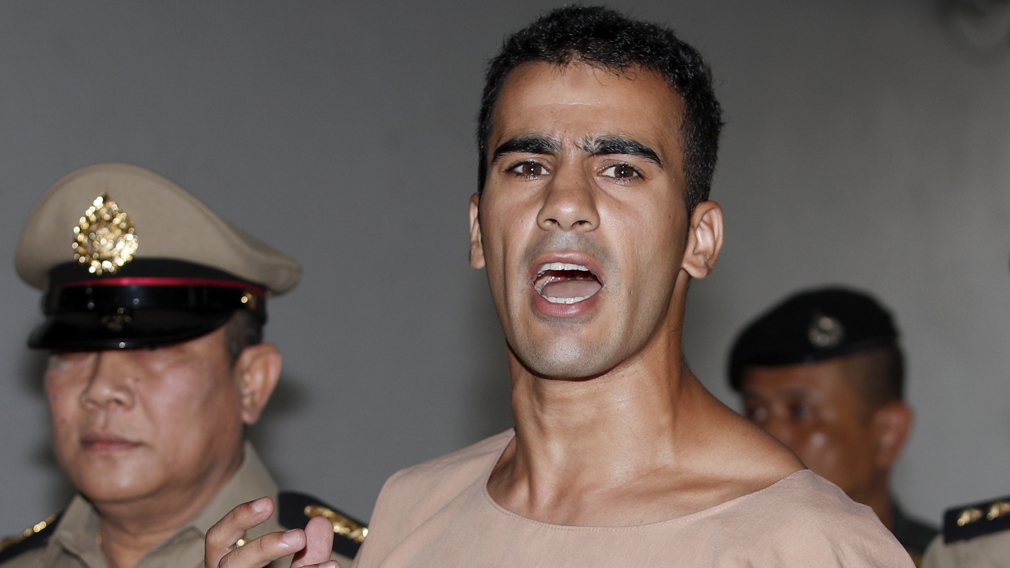 AFP boss apologises to refugee footballer locked up in Thailand
