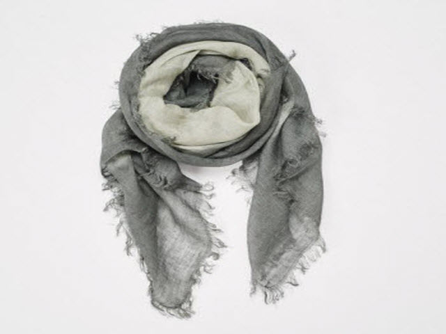 Cloth and Co. linen scarf