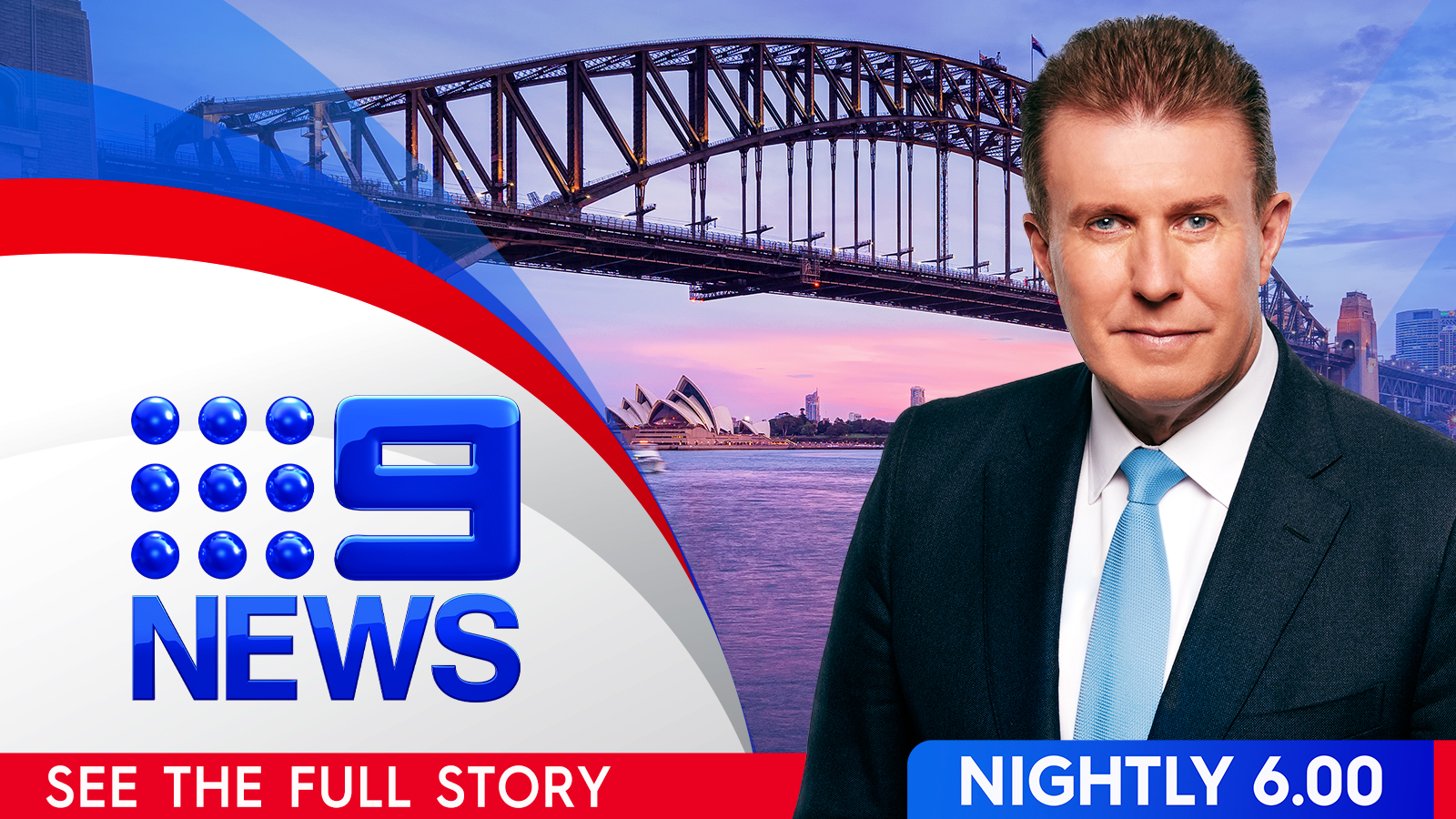 Sydney 9 news meet the team